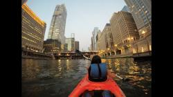 Willis Tower Chicago | Sunset Kayak Tour With Wateriders Chicago - YouTube
