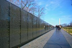 Women in Vietnam Memorial Washington, DC | Vietnam Veterans Memorial; National Mall, District of Columbia ...