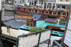 Woonbootmuseum Amsterdam | Spam Is Better Fried: Woonbootmuseum, Amsterdam- Life on a Boat