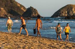 Workshops of the Aguilar Sisters Oaxaca | Playa Zipolite. Welcome To The Beach Of The Dead!: Galería ...