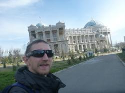 World's Biggest Teahouse Dushanbe | Backpacking in Tajikistan, Gorno Badakhshan, Afghanistan And ...