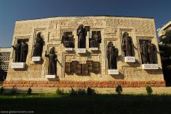 Writers' Union Building Dushanbe | Writer's Union Building, Dushanbe, TAJIKISTAN | Awesome Central ...