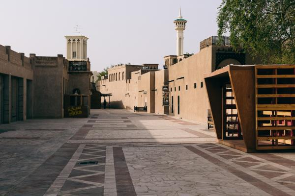 Al Fahidi Historic District Dubai