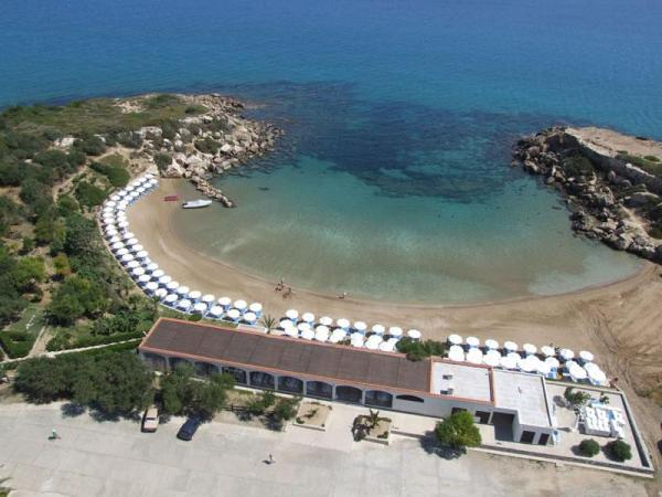 Escape Beach Around Kyrenia & the Ranges