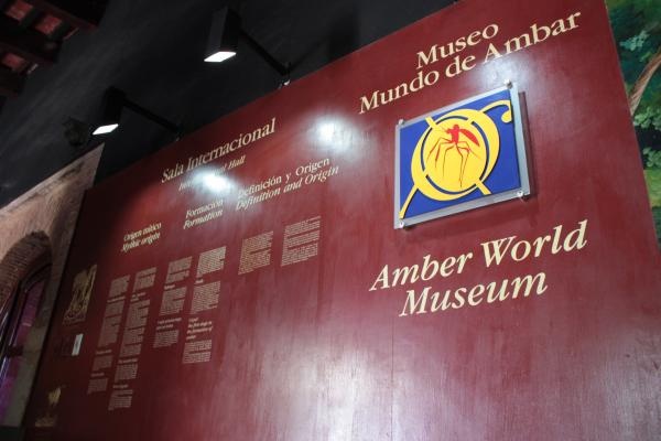 Amber World Museum Santo Domingo