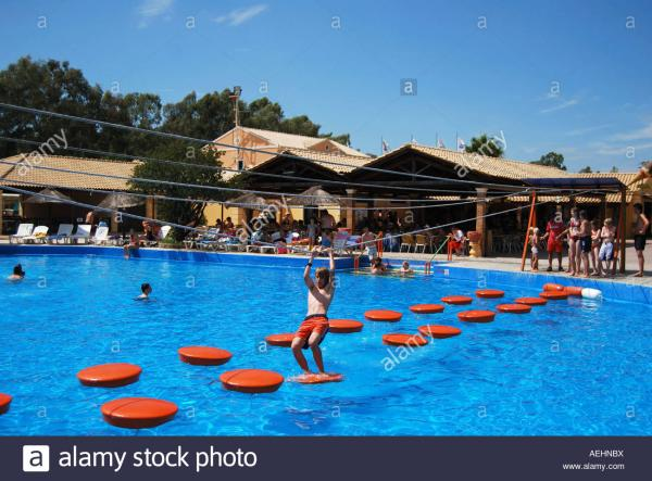 Aqualand Water Park Corfu