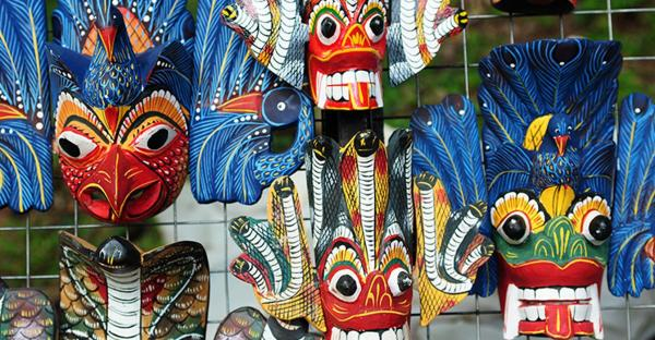 Ariyapala Traditional Masks Ambalangoda