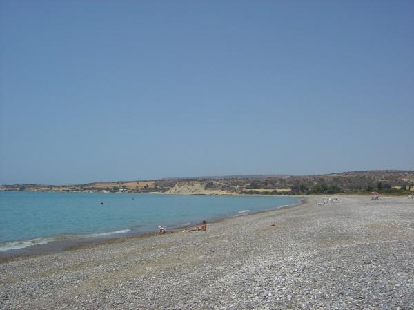 Avdimou Beach Around Lemesos