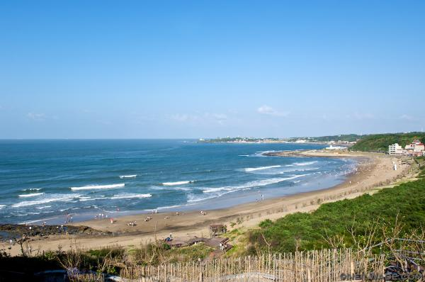 Baishawan Beach Taiwan's Northeast Coast