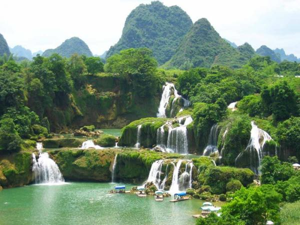 Ban Gioc Waterfall Cao Bang