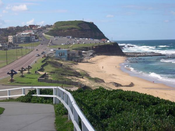 Bar Beach Newcastle