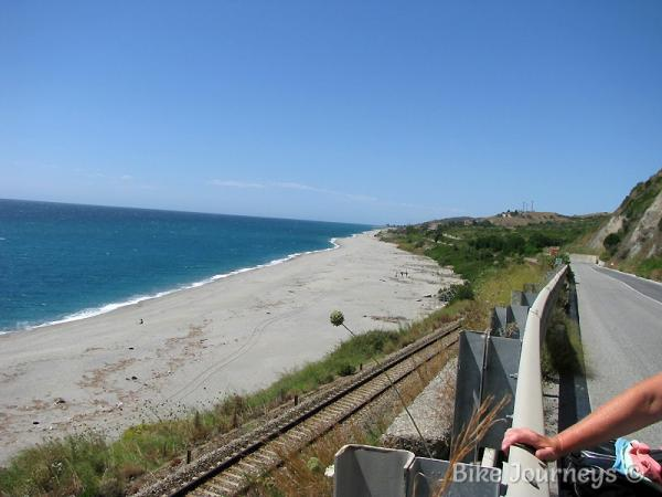Beaches of Gallipoli Puglia, Basilicata, and Calabria