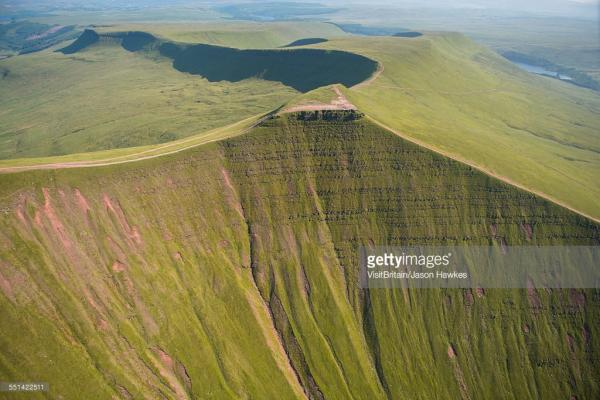 Brecon Beacons National Park South Wales