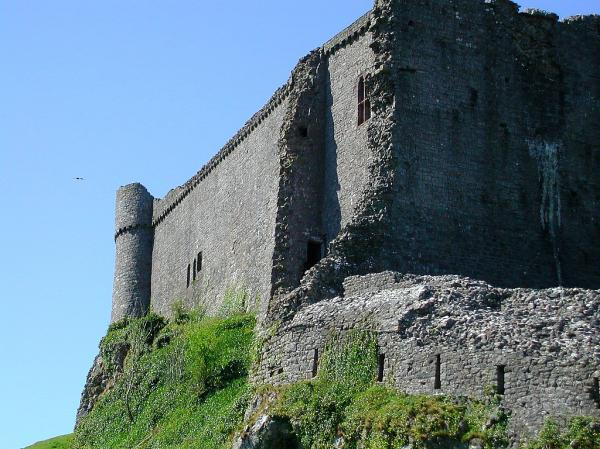Carreg Cennen Castle South Wales