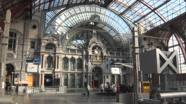 Centraal Station Antwerp