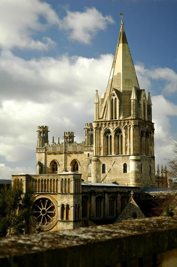 Christ Church Picture Gallery The Thames Valley