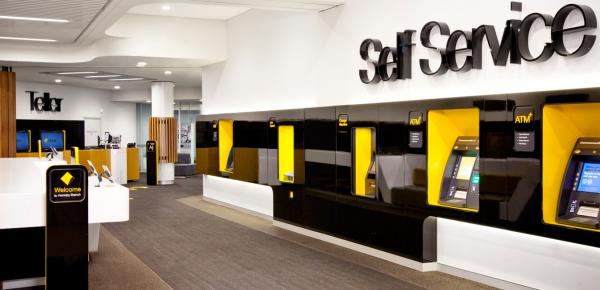 Commonwealth Bank branch Sydney