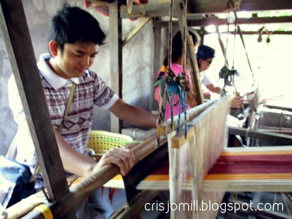 Cristy's Loom Weaving Vigan