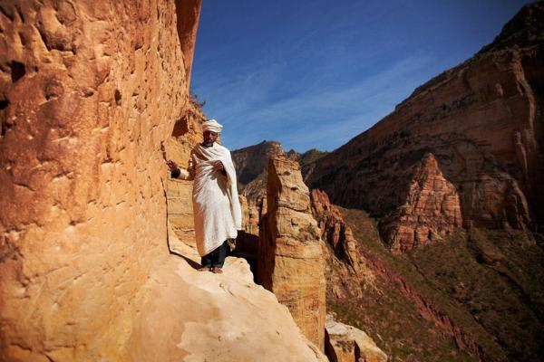 Abuna Yemata Guh Rock-hewn Churches of Tigray