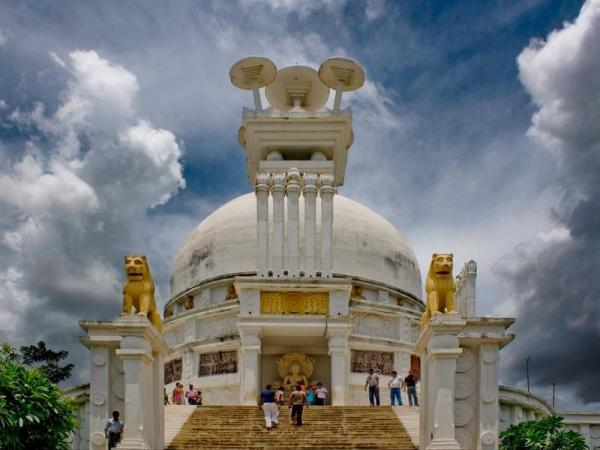 Dhauli Around Bhubaneswar