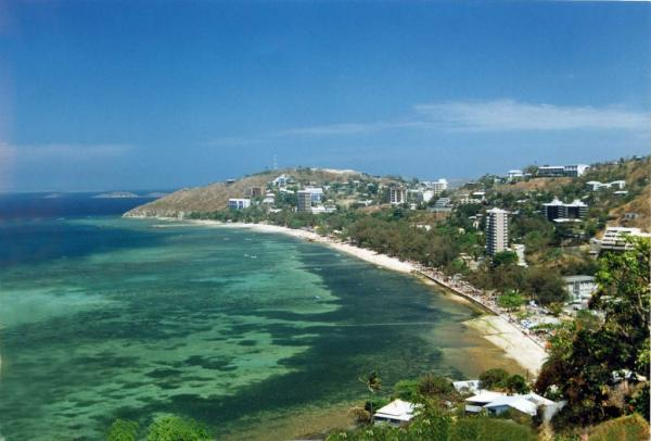 Ela Beach Port Moresby
