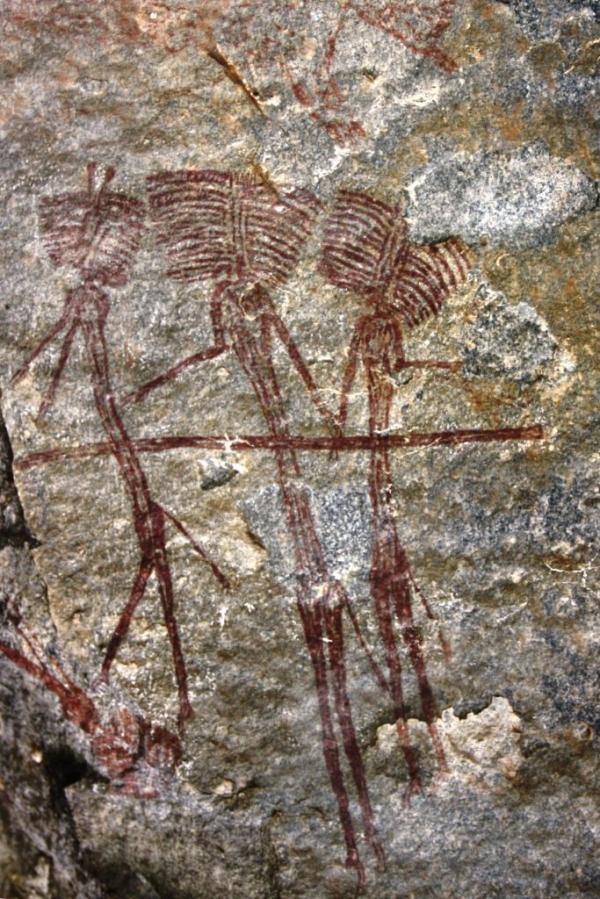 Fenga Rock-Art Complex Kondoa Rock-Art Sites