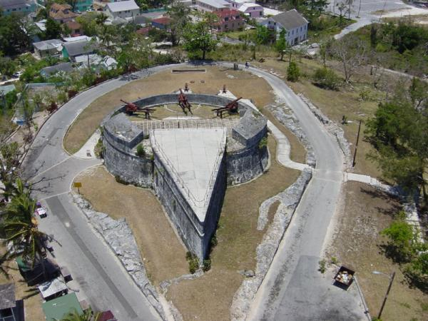 Fort Fincastle & the Queen's Staircase Nassau