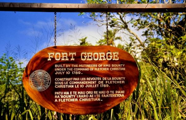 Fort George Tubuai