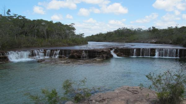 Fruit Bat Falls Bramwell Junction to Jardine River