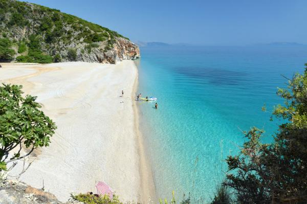 Gjipe Beach The Albanian Riviera