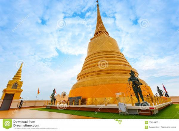 Golden Mount & Wat Saket Bangkok