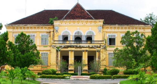 Governor's Residence Battambang