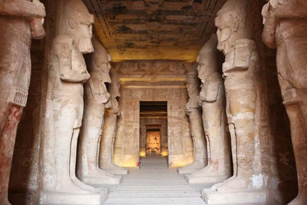 Great Temple of Ramses II Abu Simbel
