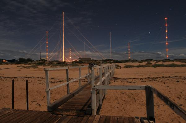 Harold E Holt Naval Communication Station Around Exmouth