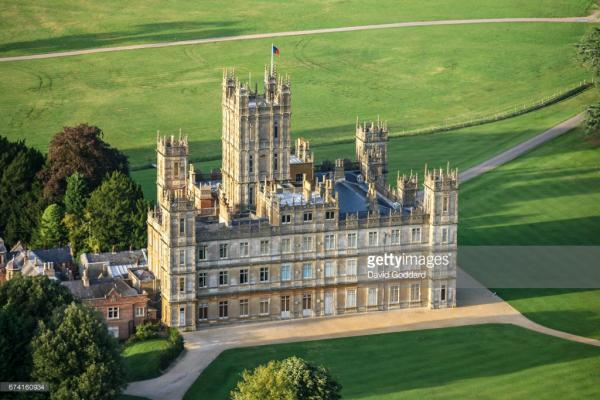 Highclere Castle The South