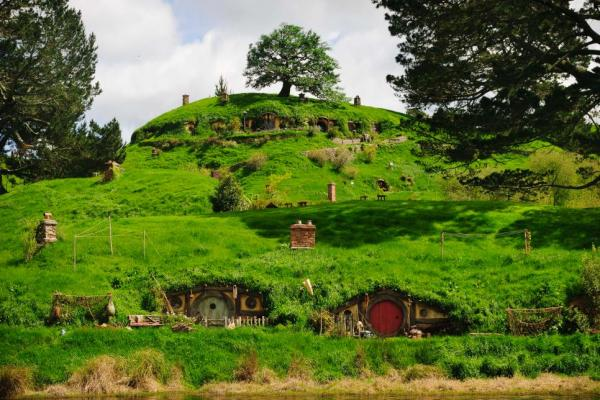 Hobbiton Movie Set Tours Matamata