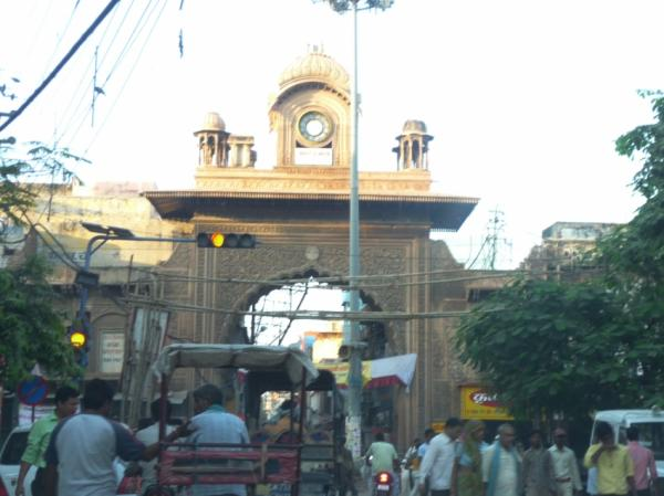 Holi Gate Mathura