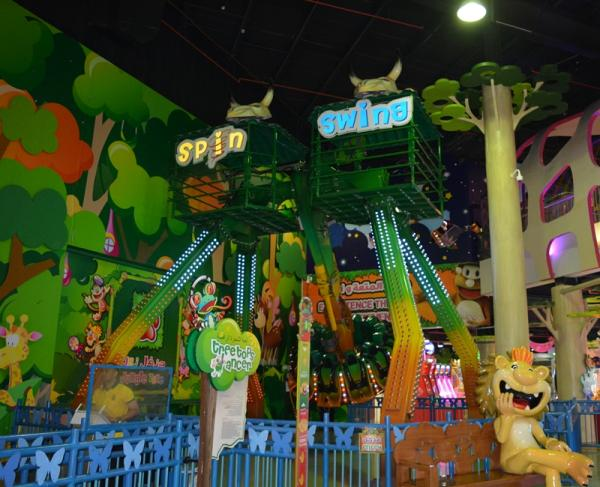 Jungle Zone Doha