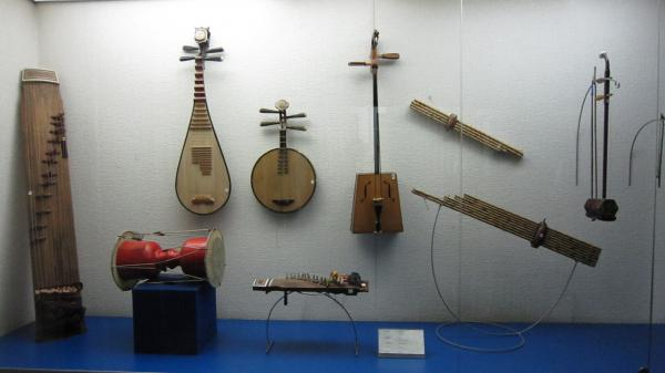 Kazakh Museum of Folk Musical Instruments Almaty