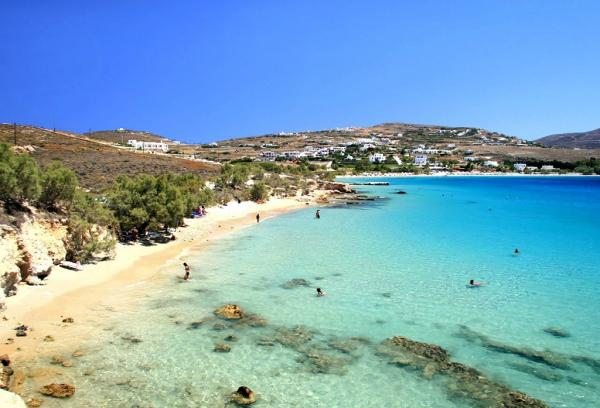 Marcello Beach The Cyclades