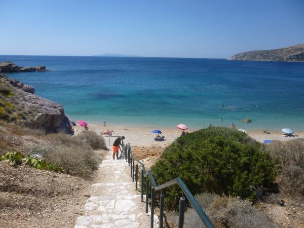 Legrena Beach Attica and Delphi