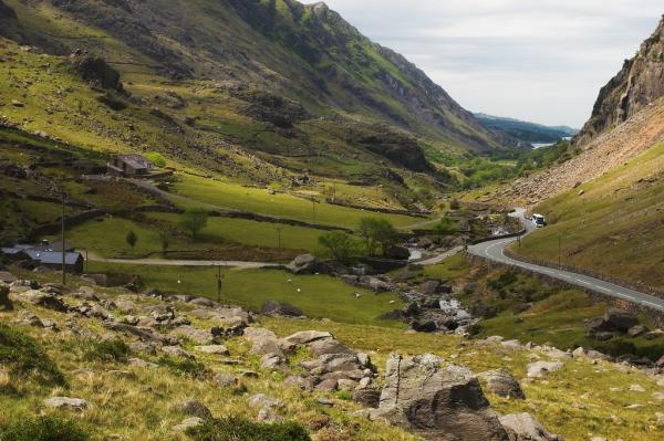 Llanberis Pass North Wales
