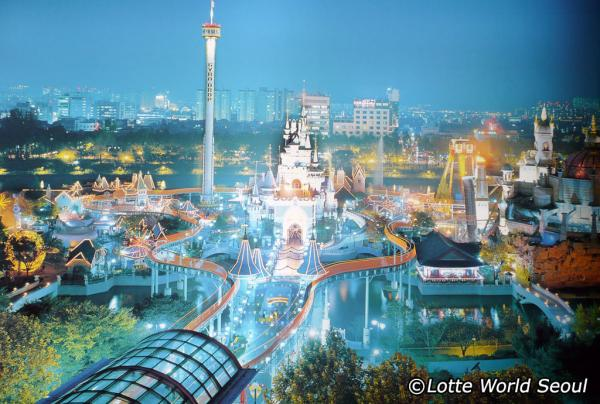 Lotte World Adventure & Magic Island Seoul