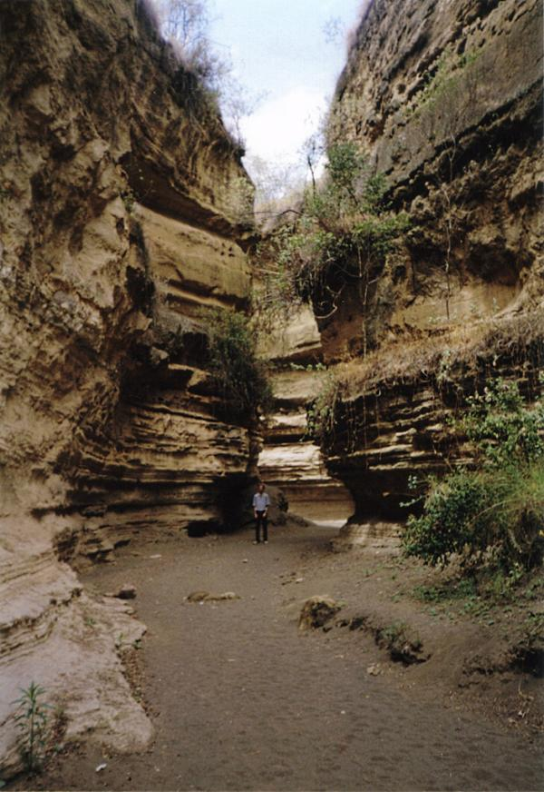 Lower Gorge Hell's Gate National Park