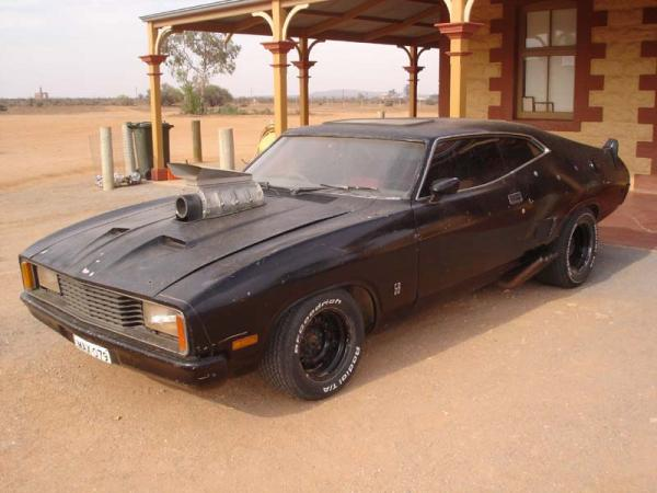 Mad Max 2 Museum Broken Hill