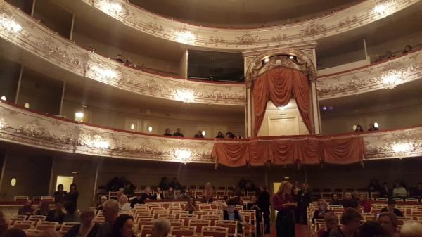 Mikhailovsky Theatre of Opera and Ballet St. Petersburg