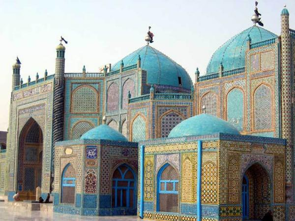Mosque of the Hair of the Prophet Kandahar