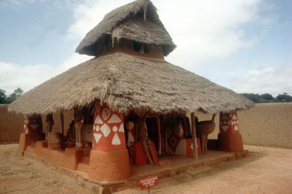 Museum of Traditional Nigerian Architecture Jos