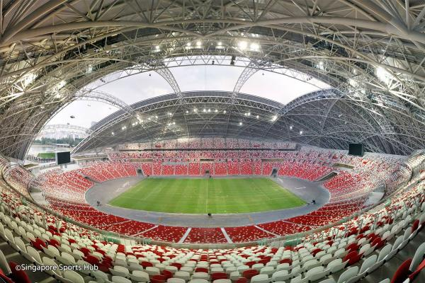 National Stadium Arabian Peninsula