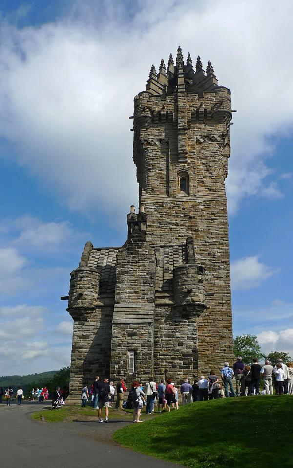 National Wallace Monument Stirling